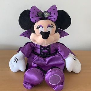 Disney Minnie Mouse Plush Doll